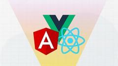 Vue JS 3, React JS & Angular - Guide to Popular Frameworks