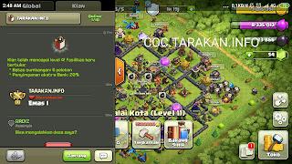 Clan TARAKAN.INFO Naik Level 4
