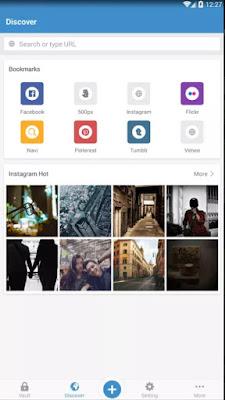 تطبيق GalleryVault خبئ صورك حتى لا يراهم أحد غير