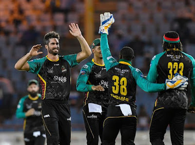 CPL 2019 SKN VS SLZ 13th match Cricket Win Tips