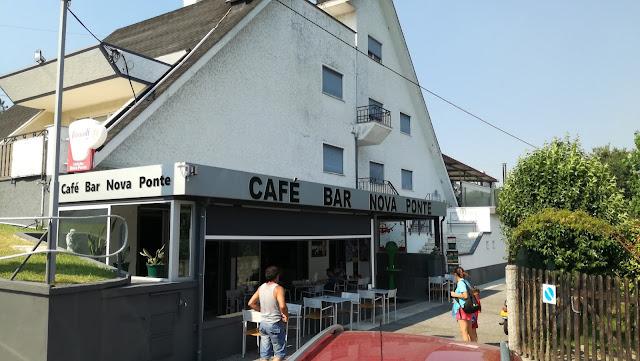 Café Bar Nova Ponte