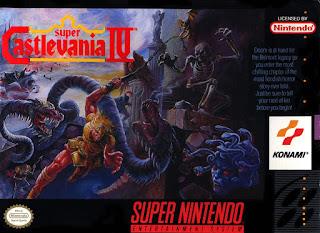 Super Castlevania IV (BR) [ SNES ]
