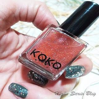 Koko Nail Jaipur Jewels 347 Glitter