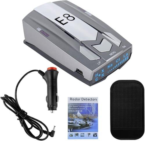 Review EHBOAQ Radar Detectors for Cars