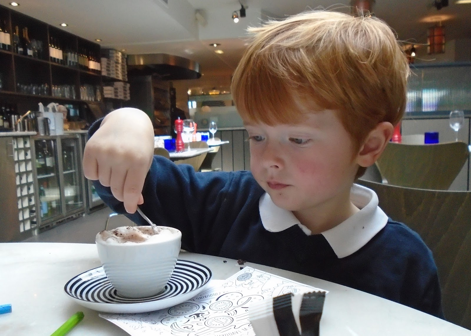 Our Guide to Family Restaurants & Children's Menus at intu Metrocentre - Pizza Express
