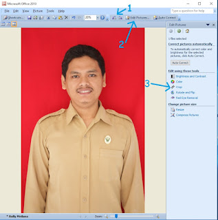 Crop office picture manager
