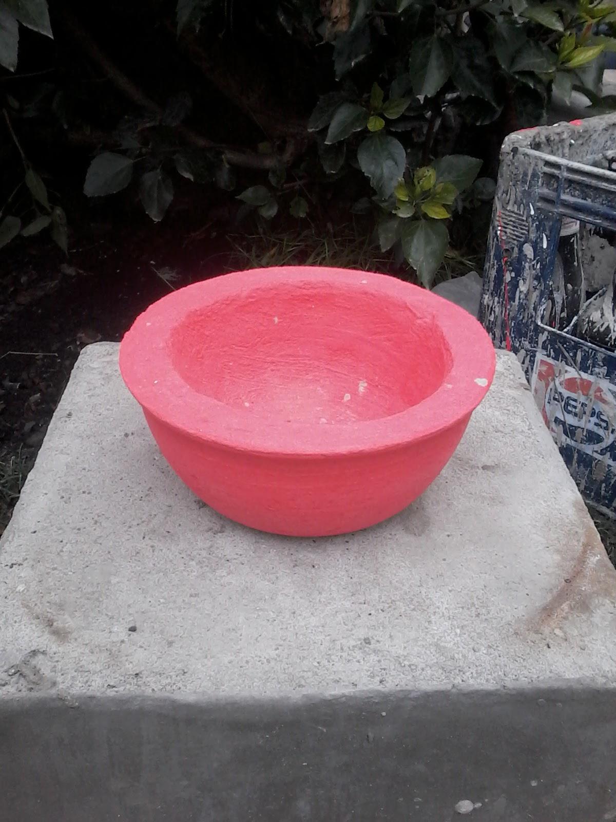 Moldes para hacer macetas de cemento o hacer los moldes - Moldes de cemento ...