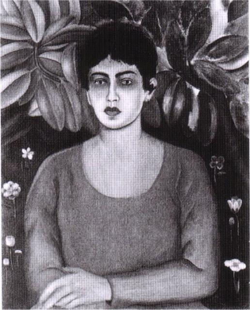 Фрида Кало - Лупа Марин. 1929