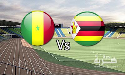 يلا شوت بث مباشر مباراة السنغال وزيمبابوى يوتيوب , رابط يوتيوب لايف مباراة السنغال وزمبابوى اون لاين