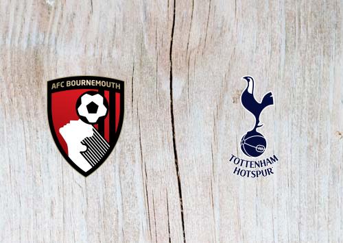 Bournemouth vs Tottenham Full Match & Highlights 4 May 2019