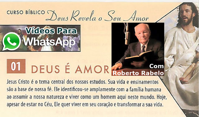 Videos Roberto Rabelo Whatsapp