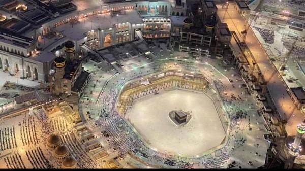Di Rumah Aja Bisa Tur Keliling Mekah, ke Mana Saja?