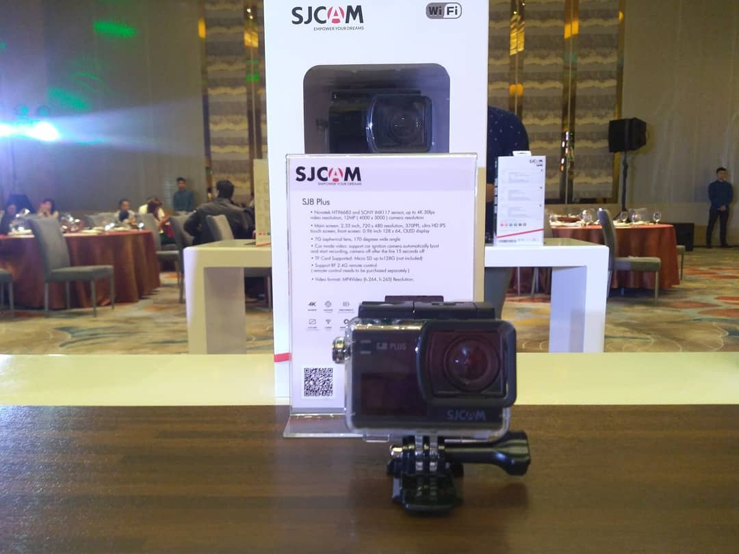 SJ Cam Updates its Action Camera Line Up with SJ8 Pro, SJ8 Plus and