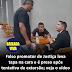Falso promotor de Justiça leva tapa na cara e é preso após tentativa de extorsão; veja o vídeo