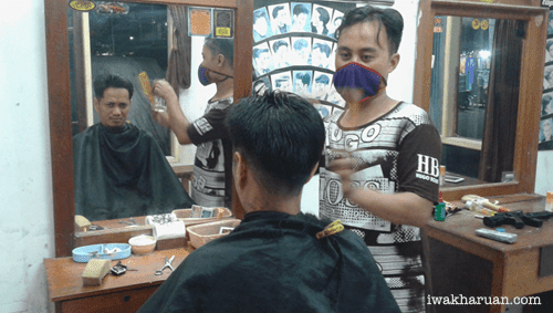 Cara Sukses dari Usaha Tukang Cukur Rambut