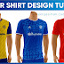 Adidas Custom Soccer Jersey Design Tutorial in Photoshop CC 2020 by M Qasim Ali