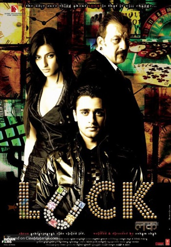 Luck 2009 Hindi 480p DVDRip – 400mb