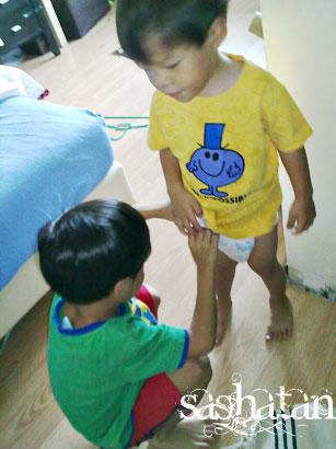 Bla Bla Bla Bla Bla: I need to sack my babysitter edi!