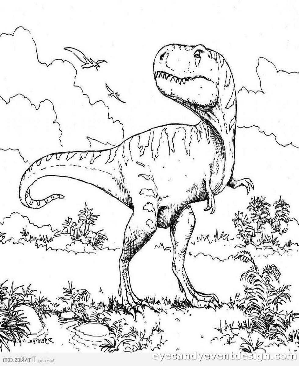 101+ Malvorlagen Und Dino Ausmalbilder Kostenlos Printable
