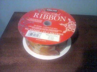 TABLE RUNNER RIBBON