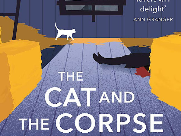 Book Review | The Cat and The Corpse in the Old Barn by Kate High