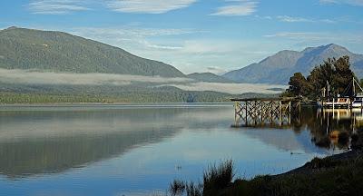 Te Anau Nueva Zelanda