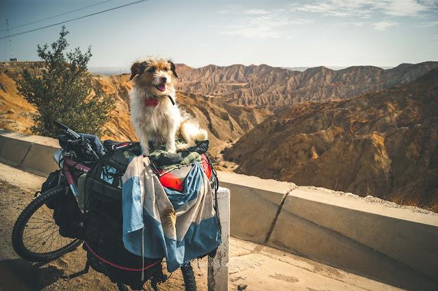 Desierto de Perú #4 - Que vientos tan fuertes!