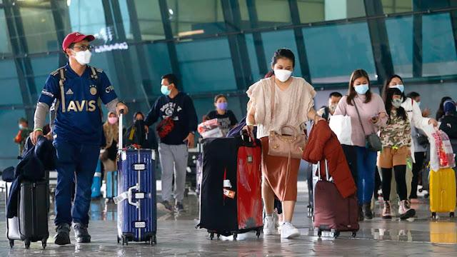 Corona Menggila, Banyak Orang Kaya India Sewa Jet Pribadi Kabur ke LN