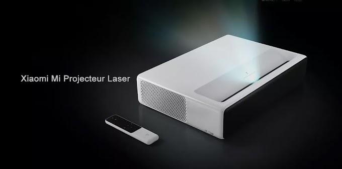 Xiaomi Mi Ultra Short Throw laser projector