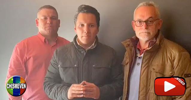 Jorge Arreaza y sus malandros asaltaron la Embajada de Venezuela en Bolívia