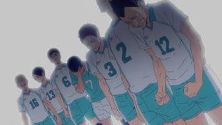ハイキュー!! アニメ 第4期2クール エンディングテーマ One Day SPYAIR   Haikyu!! Season 4 Ending Theme