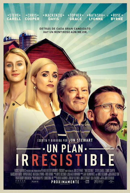 Cartel Un plan irresistible
