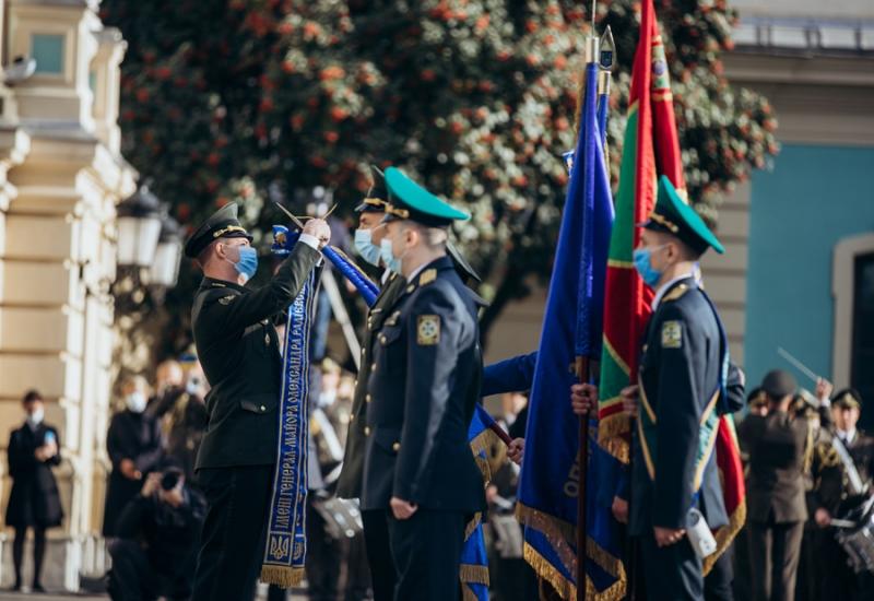 16 полк охорони громадського порядку імені генерал-майора Олександра Радієвського Національної гвардії України