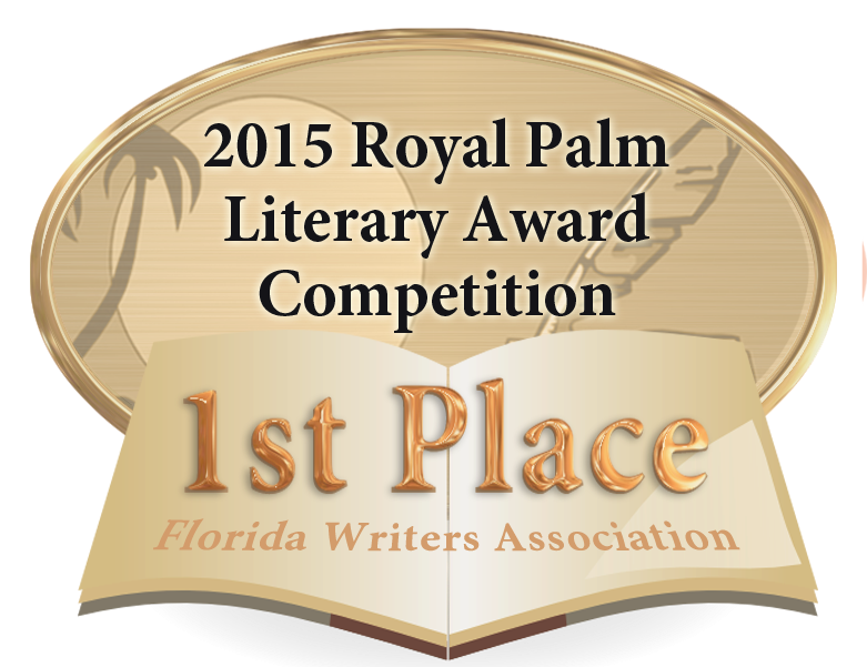 RPLA First Place in Mystery category