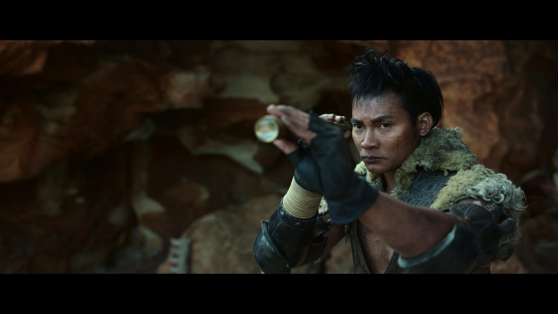 Monster Hunter: La cacería comienza (2020) 1080p BRRip Latino
