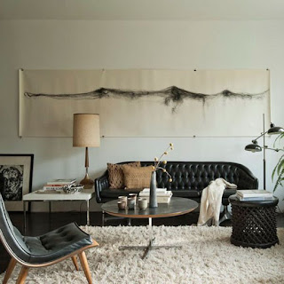 Black Leather Furnitures