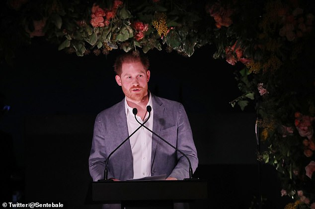 Piers Morgan accuses Prince Harry