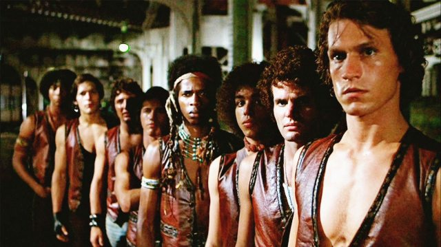 The warriors, 1