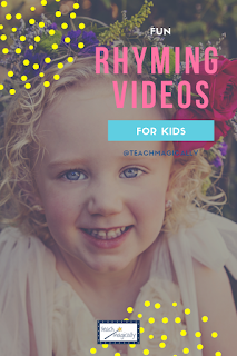 Rhyming Videos Pin Teach Magically