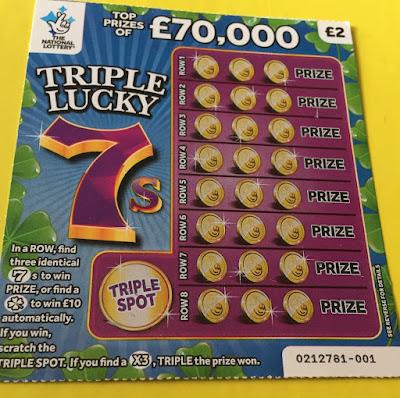 Triple Lucky 7s