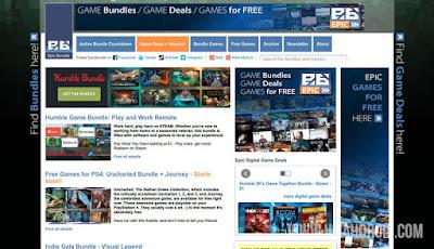 Epic Bundle Promo Game Steam Gratis