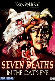 Watch Seven Dead in the Cat's Eye Online Free 1973 Putlocker