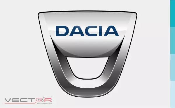 Automobile Dacia S.A. (2015) Logo - Download Vector File SVG (Scalable Vector Graphics)