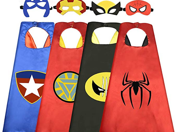 Amazon Find | ROKO Superhero Capes for Kids