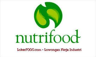 Lowongan Kerja Operator PT Nutrifood Indonesia MM2200 Terbaru