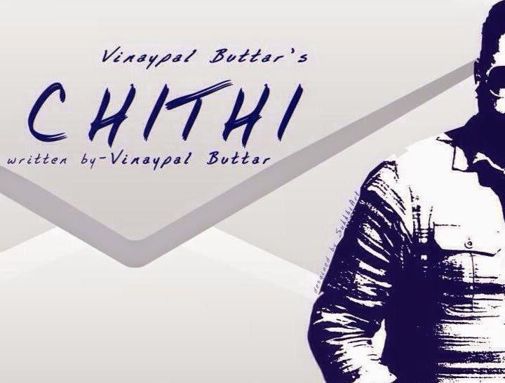 Chithi Lyrics Vinaypal Buttar