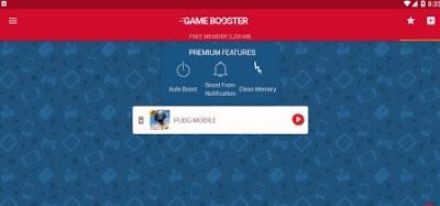 Aplikasi Game Booster Pro Apk Untuk PUBG Mobile