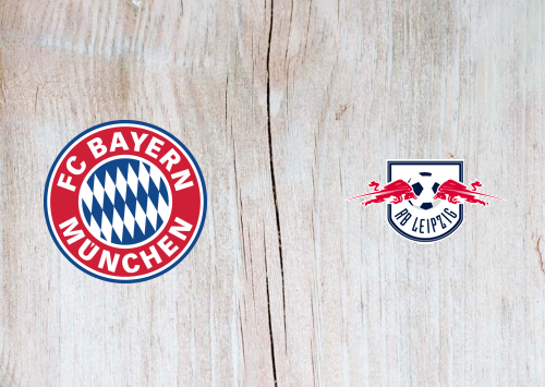 Bayern Munich vs RB Leipzig Full Match & Highlights 9 February 2020