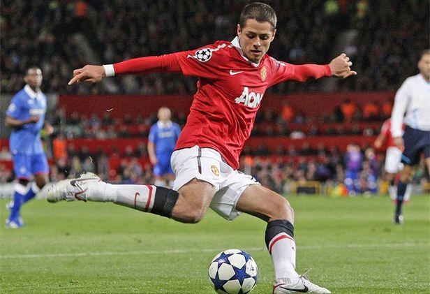 World Sports Center: Javier Hernandez 'Chicharito' : Not ...  World Sports Ce...