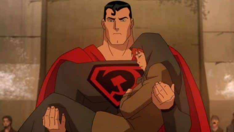 Superman: Entre a Foice e o Martelo ganha trailer